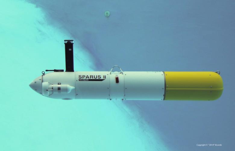 SparusII-AUV
