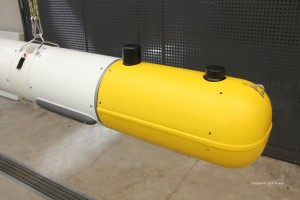 SparusII-AUV-payload